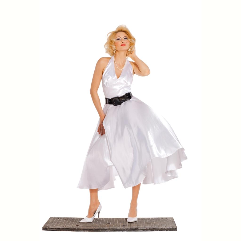 51bf20dfacf Burda Patroon 2393 - Marilyn Monroe jurk