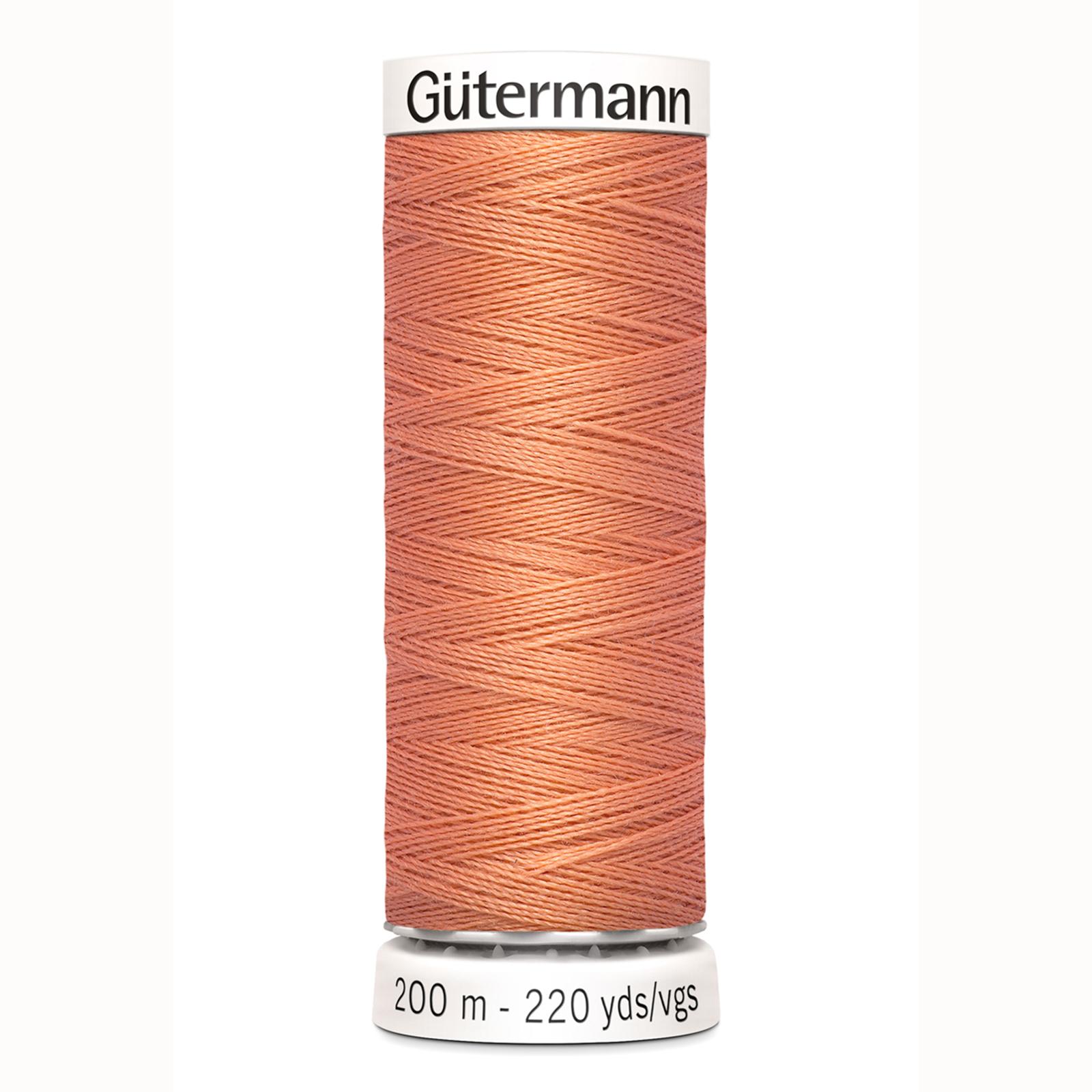 Gutermann Polyestr 200m-587