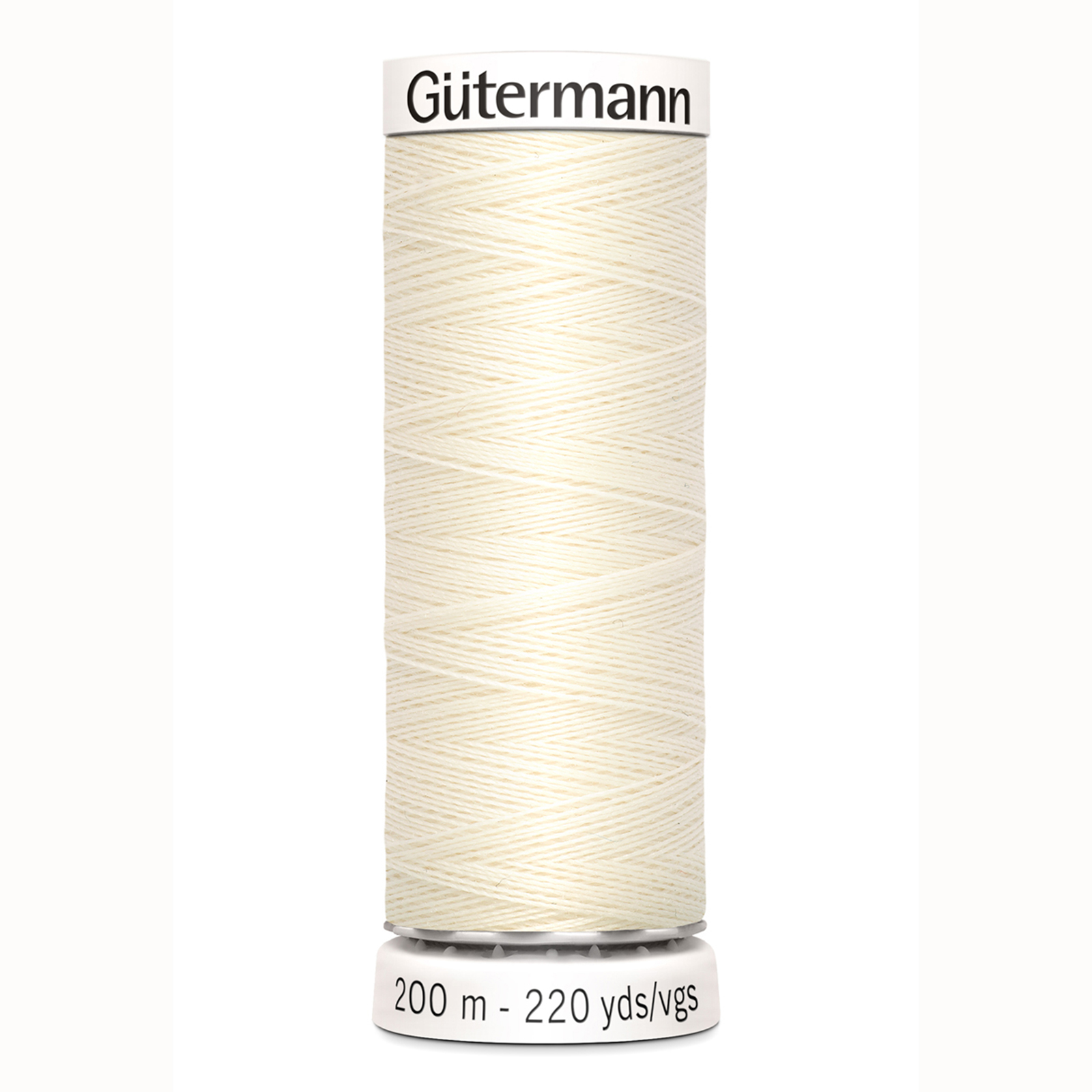 Gutermann Polyester Garen 200m-1
