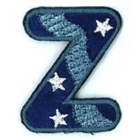 Appli ABC Blauw-Z