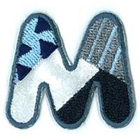 Appli ABC Blauw-M