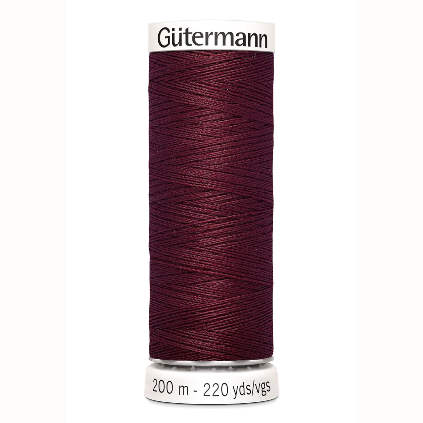 Gutermann Polyestr 200m-369