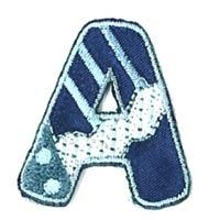 Appli ABC Blauw-A