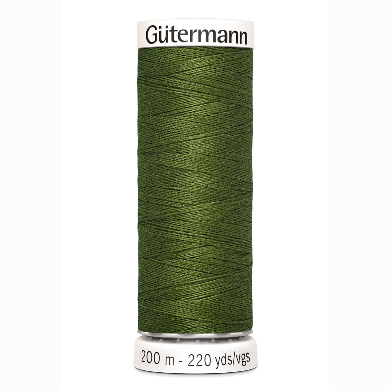 Gutermann Polyestr 200m-585
