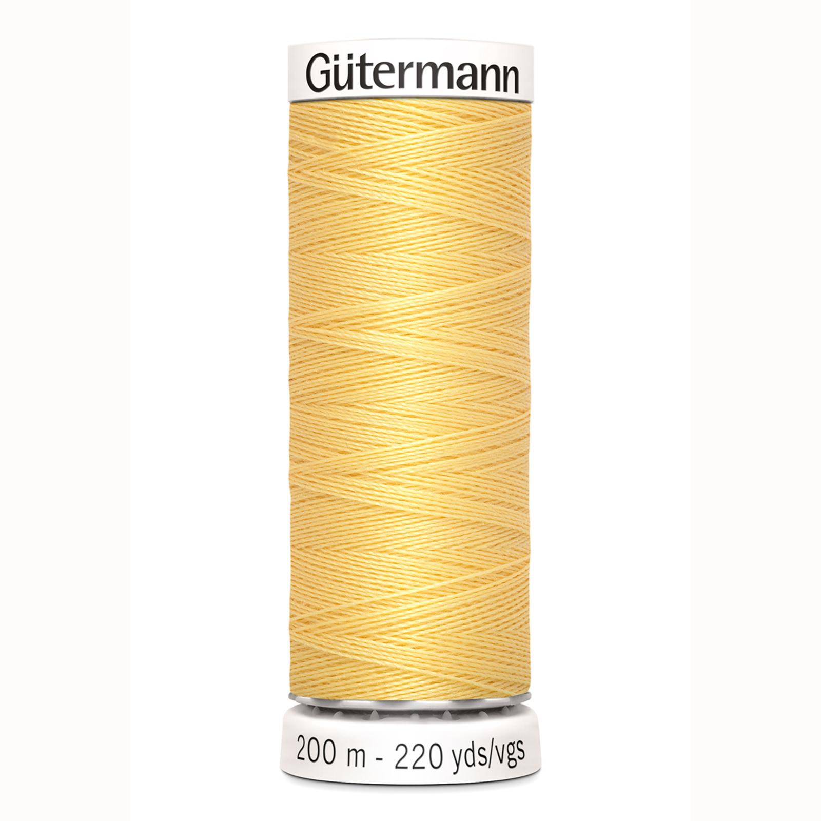 Gutermann Polyestr 200m-7
