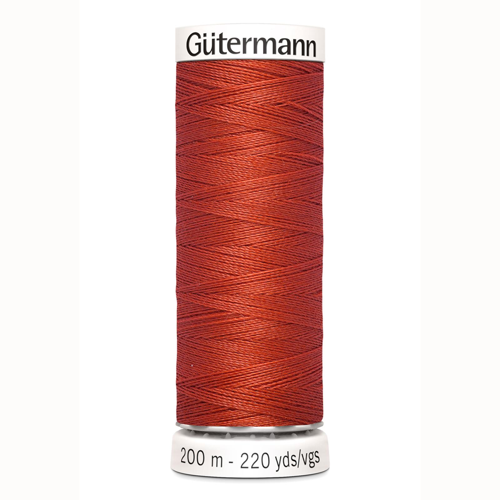 Gutermann Polyestr 200m-589
