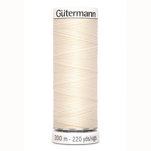 Gutermann Polyestr 200m-802