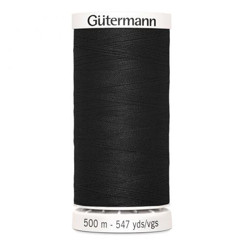 Gutermann Polyester Garen 200m-000