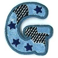 Appli ABC Blauw-G