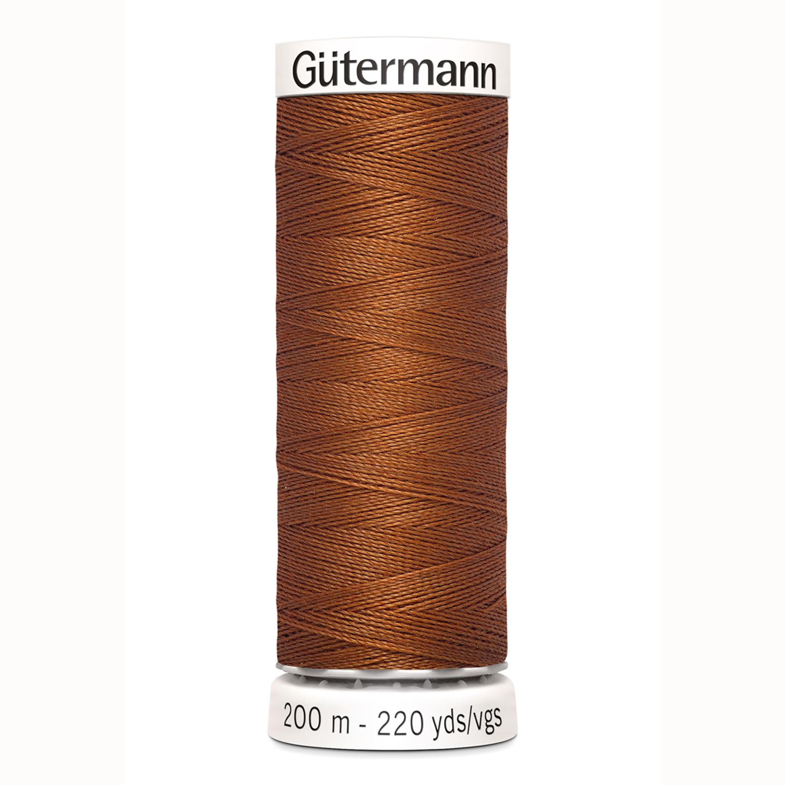 Gutermann Polyestr 200m-649