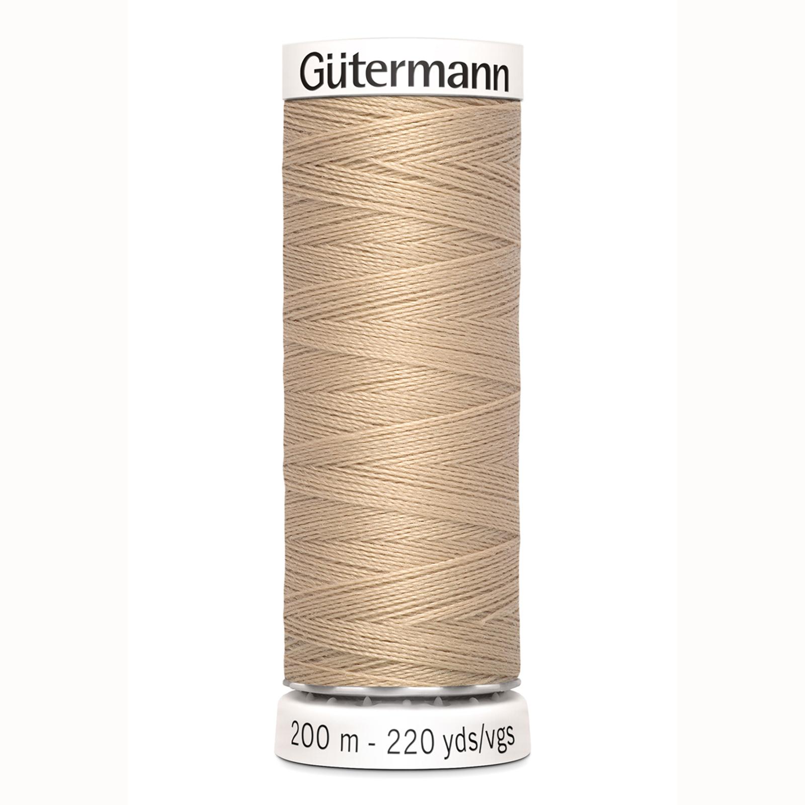 Gutermann Polyestr 200m-186