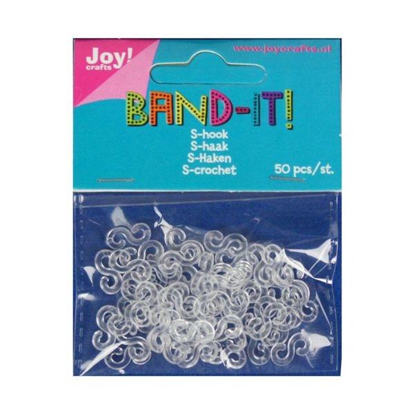 Band-It S-Sluiting Transp. 50st