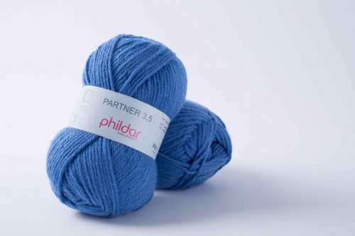 Wol;Partner 3.5 Bleuet