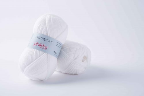Wol;Partner 3.5 Blanc
