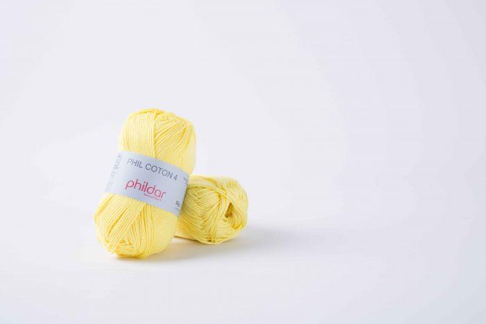 Wol;Phil Coton 4 Citron
