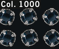 GM Cr. Opnaaistrass 5mm Zwart kl.1000