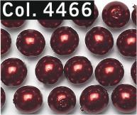 GM Cr. Glasparels 4mm D.Rood kl.4466