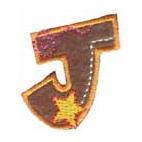Appli;Fun letter J