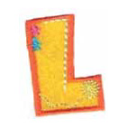 Appli;Fun letter L