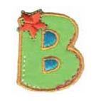 Appli;Fun letter B