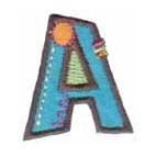 Appli;Fun letter A