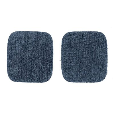REStyle Kniestuk Jeans D.Blauw-211