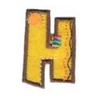 Appli;Fun letter H