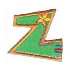 Appli;Fun letter Z