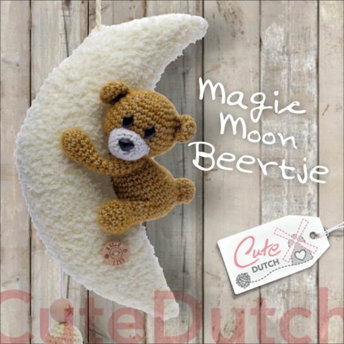 CD Haakpatroon Magic Moon Beertje
