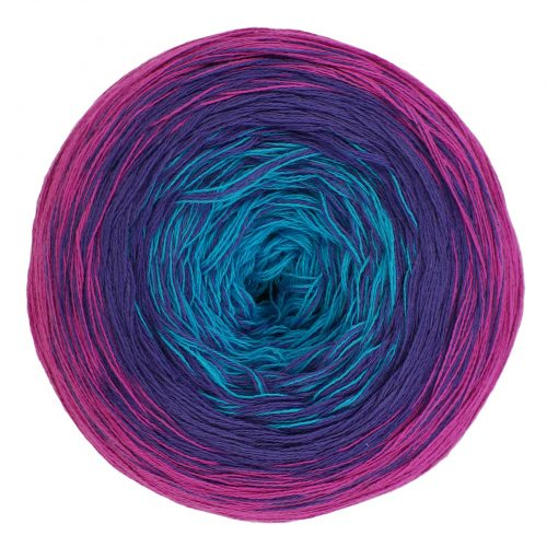 Durable Colourful 200gr Fuchsia/Blauw-5005