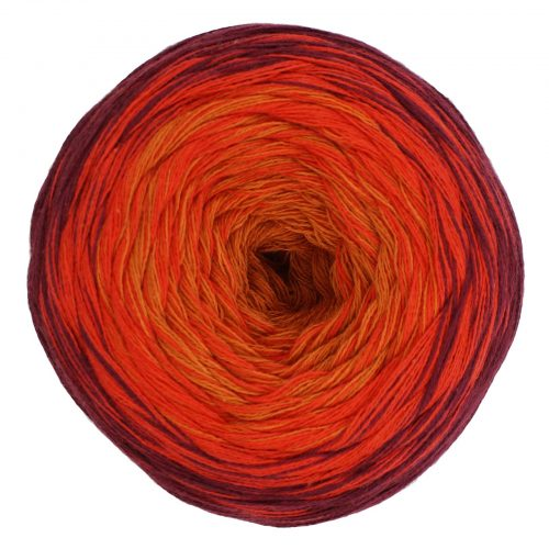 Durable Colourful 200gr Rood/Oranje-5002