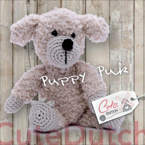 CD Haakpatroon Puppy Puk