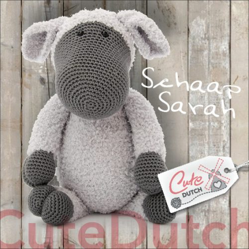 CD Haakpatroon Schaap Sarah