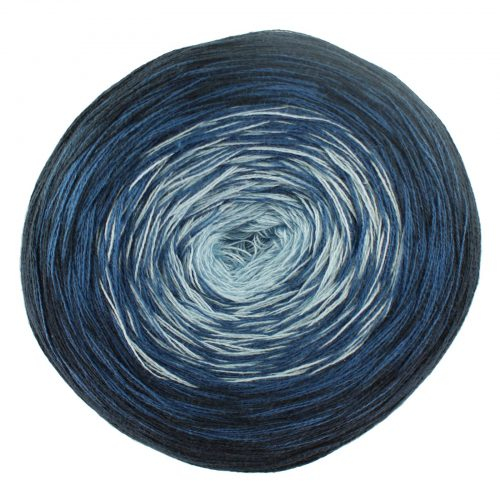 Durable Colourful 200gr Zwart/Blauw-5010