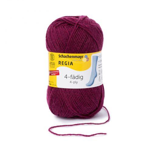 Wol;SMC Sokkenwol Regia Paars-1078