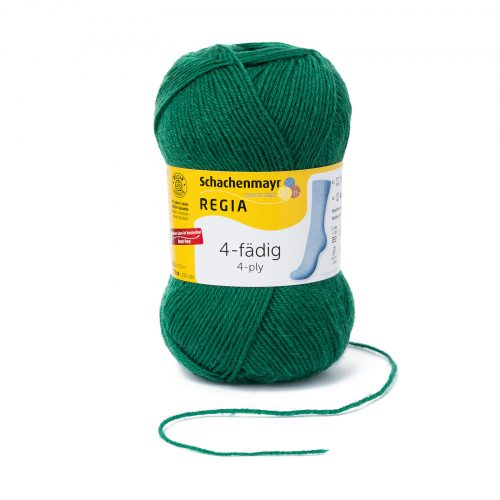 Wol;SMC Sokkenwol Regia Biljard Groen-2082