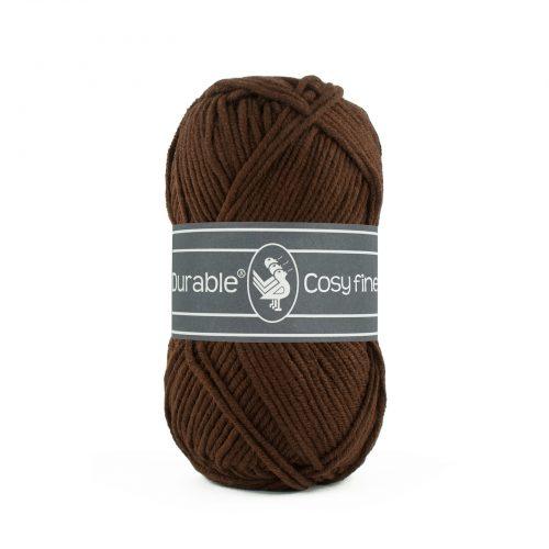 Durable Cosy Fine Donker Bruin-2230