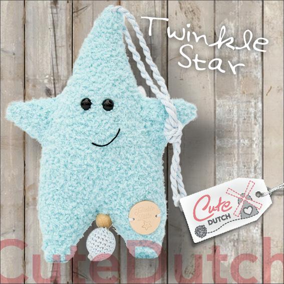 CD Haakpatroon Twinkle Star