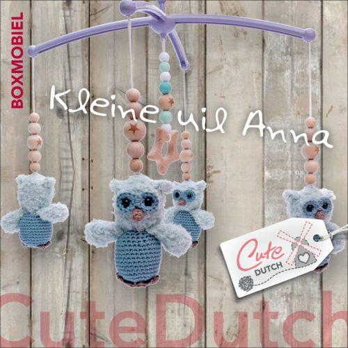 CD Haakpatroon Kleine Uil Anna
