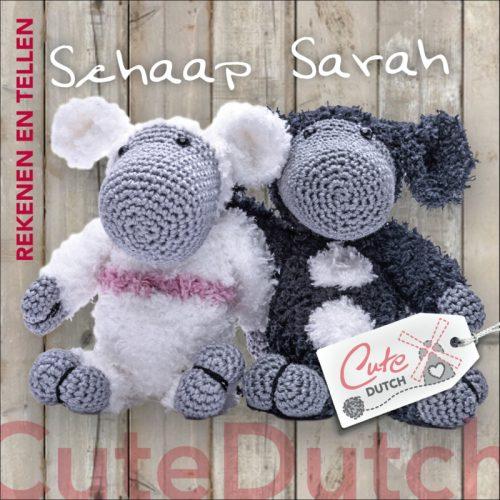 CD Haakpatroon Schaap Sarah-Rekenen en Tellen