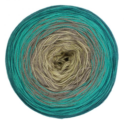 Durable Colourful 200gr Turkoois/Beige-5007