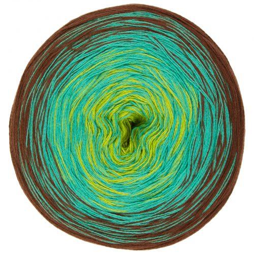 Durable Colourful 200gr Bruin/Groen-5014