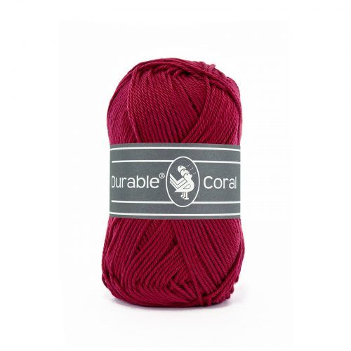 Durable Coral Bordeaux-222