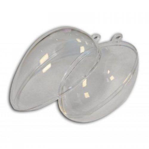 Transparant Plastic Ei