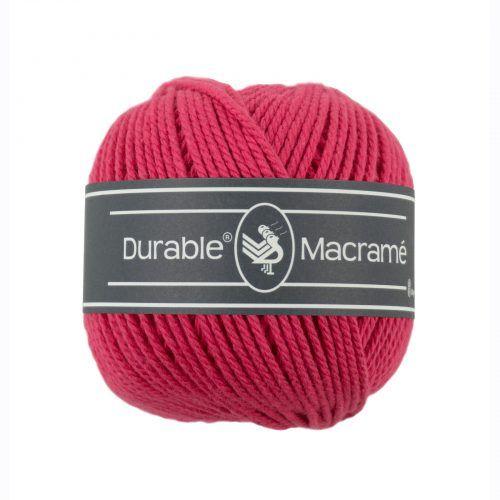 Durable Macrame 100gr Fuchsia-236
