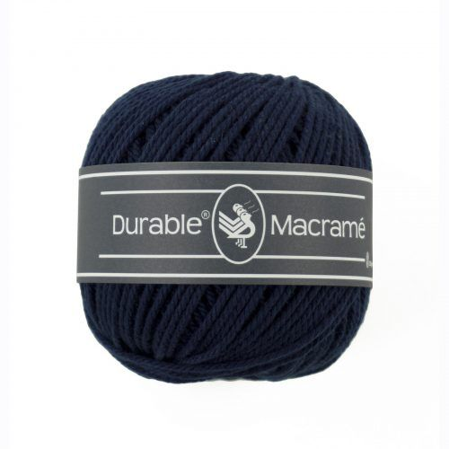 Durable Macrame 100gr Navy-321