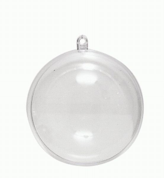 Transparante Plastic Bal