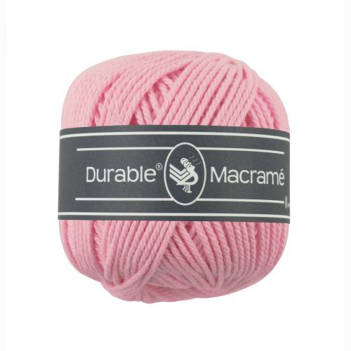 Durable Macrame 100gr Rose-232