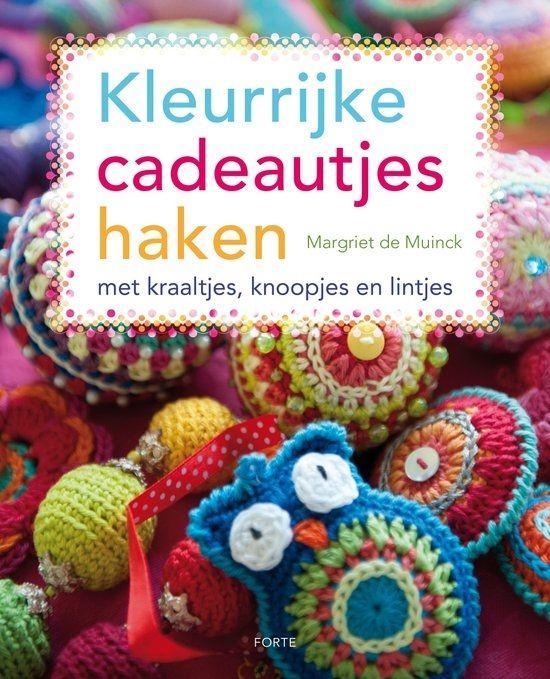 Boek;Kleurrijke Cadeautjes Haken