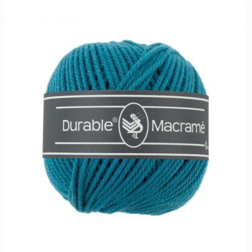 Durable Macrame 100gr Turquoise-371